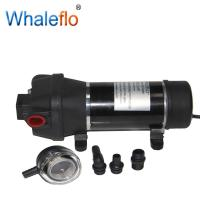China FL-43 220V AC 40psi 4.5GPM small electric RV water pump self-priming high flow water pump for agriculture irrigation on sale