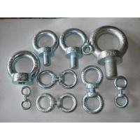 Quality Stainless Steel Eye Bolt Eye Nut for sale