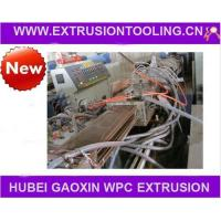 Quality Make the extrusion moulds for wpc decking for sale