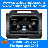 Buy Ouchuangbo Auto Multimedia GPS Sat Nav 1080P for Kia Sportage 2014 HD Screen Video Player S100 System OCB-325 at wholesale prices