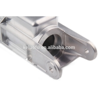Quality Anodized Tube Clamp Cnc 6061 7075  Aluminum Alloy Machining for sale