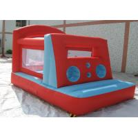 Quality Kids Backyard Fun World Inflatable Jumping Castle Commercial Grade For Playground for sale