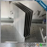 Quality High Frequency Aluminum Radiator Brazing , Car Radiator Cooling System for sale