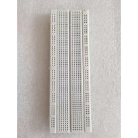 Buy 16.6 * 5.6* 0.85cm Transparent Electronic Breadboard 830 Tie - Point For at wholesale prices