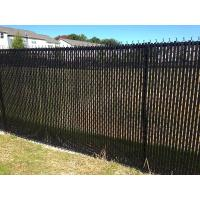Quality CHAIN LINK FENCE WITH SLAT for sale