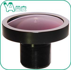 Dual 3MP Car Camera Lens F2.2 2.8mm 1/2.7 Sensor Short Structure Waterproof