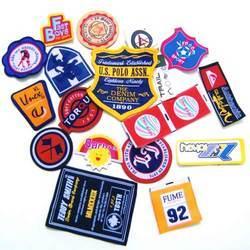 Quality custom high quality printed satin sticker for sale