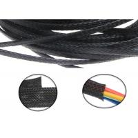 Heat Resistant Automotive Braided Sleeving For Cable Harness