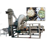 Quality High Efficiency Nut Shelling Machine , Watermelon Pumpkin Processing Equipment for sale