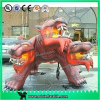China Giant Inflatable Monster  / Hot  Inflatable Cerebrus Dog Cartoon Advertising For Event on sale