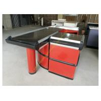 Mutiple Retail Store Cash Register , Supermarket Counter Table Recyclable