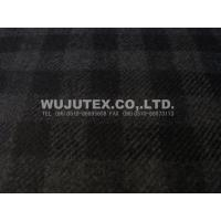 China Competitive Pric OEM Twill Woolen Fabric with 50% Wool, 30% Polyester, 10% Rayon, 10%Modal on sale