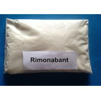 Quality Rimonabant ACOMPLIA Pharmaceutical Raw Materials CAS 168273-06-1 Weight Loss Steroid for sale