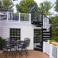 Buy Australia Outdoor Used Stairs Metal Spiral Staircase For Apartment At  Wholesale Prices