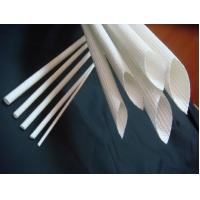 Buy 600 Degrees High Temperature Heat Treated Fiberglass Sleeve at wholesale prices