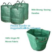 Quality portable plastic garden grow bags,China Manufacturer Durable PE 6Mil Hydroponics Grow Bag,Skyplant Gallon Non Woven Fabr for sale