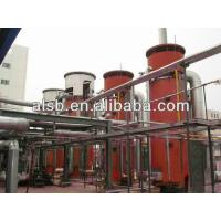 Quality  Thermal Oil Boiler of High Temperature Electric Wood Fired 30 - 1050kw  for sale