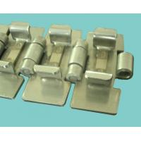 China SS881TAB 881TAB SERIES STAINLESS STEEL TABLE TOP CONVEYOR CHAINS FDA FOOD GRADE on sale