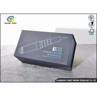 Quality Luxury Printed Pen Packaging Box , Double Wall Cardboard Boxes Customized Logo for sale
