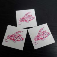 Quality CMYK body fake custom flower temporary tattoo sticker fake tattoo for sale