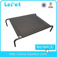 China Orthopedic and Chew Proof pet elevated bed elevated dogs cot bed elevated pet beds for large dogs on sale