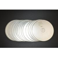 """Quality 6""""inch -20""""inch Ultra Thin Sintered Diamond Lapidary Notched Rim Saw Blades With Single Directional Blades for sale"""