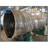 Quality High Pressure Heating Boiler Steam Drum For Power Plant Boilers , Long Service for sale