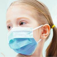 Quality Antivirus Children'S Disposable Face Masks 3 Ply Kids Medical Mask Non Toxic for sale