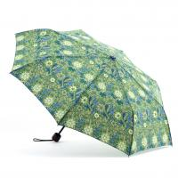 Buy Printed Flat Mini Manual Open Umbrella , Easy Open Close Umbrella Plastic Handle at wholesale prices