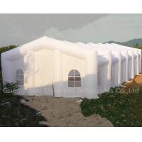 Quality Outdoor Portable 18x6m Wedding Tent with CE Blowers for sale