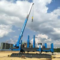 Quality ZYC800 hydraulic pile  pile foundation machine for  the precast concrete pile with noise free and no vibration for sale