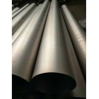 Quality Seamless Weld Grade 9 Titanium Tube ASTM B861 For Automobile Exhaust Pipe for sale