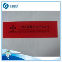 Quality Red Transfer Customized Printing VOID Boxes Seal Tape In Flat Packing for sale