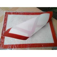 Buy Food grade silpat baking mat customed nonstick silicone baking mat with private label at wholesale prices