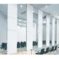 Quality Customized fabric or leather Finishing Voice Insulation Folding Partition Walls for Office for sale
