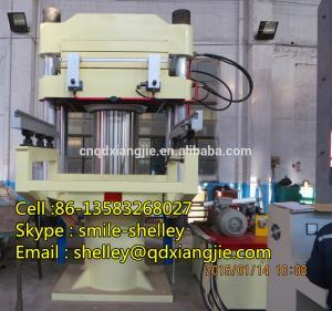 China rubber  hydraulic press machinery on sale