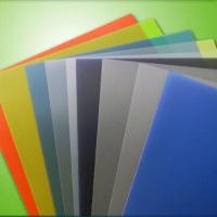 Quality A4/A3 Binding Covers, Made of PVC, PP and PET with Transparent Color, OEM Orders are Welcome for sale