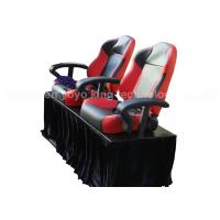 Quality Mobile Hydralic 7D Simulator Cinema For Truck Mobile Cinema 2.25KW Power for sale