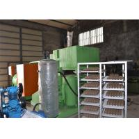 Quality Paper Pulp Molding Machine Egg Tray Manufacturing Machine Low Energy Consumption for sale