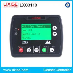 Quality LXC31X0 Series Diesel Generator Control Panel 32 Bit Arm Processor for sale