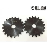 Quality Industrial High Precise Plate Wheel Sprockets Forged Stainless Steel Material for sale