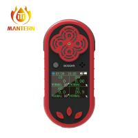 Quality 4 In 1 Portable Gas Leak Detector IP65 Protection Grade For Industry And Plant for sale