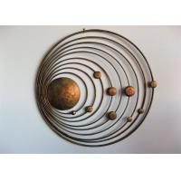 Quality Laser Cut Contemporary Metal Wall Art Sculpture For Modern Home Decoration for sale