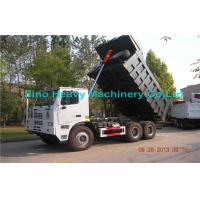 Quality Sinotruk HOWO 6x4 Heavy Duty Dump Truck with Manual Transmission for sale for sale