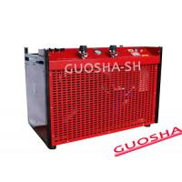 Quality GSW200 type high pressure fire fighting breathing air compressor / fire breathing air compressor for sale