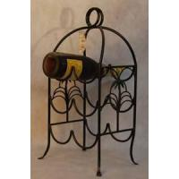 Quality Iron Wine Rack for sale