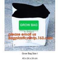 Quality cultivating bags, 100% biodegradable various Wholesale Poly Black Square Garden Plastic Baby Flower Plant Nursery Poly B for sale