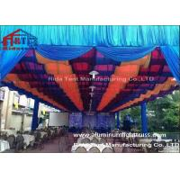 Quality Stage Lighting Round Aluminum Stage Truss With Hand Hoist 6082-T6 / 6061-T6 for sale