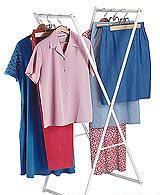 China Folding Garment Rack on sale