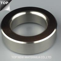 Quality Intake Cobalt Chrome Alloy Exhaust Valve Seat For Oil Well Pump Valve Corrosion Resistance for sale